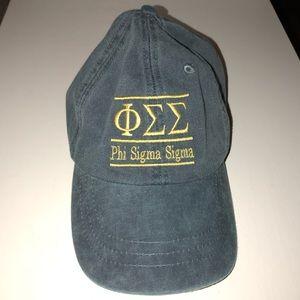 Accessories - Phi Sigma Sigma Hat